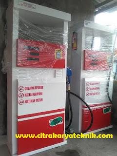 Wilayah Penjualan Mesin Pom Mini di Seluruh Indonesia
