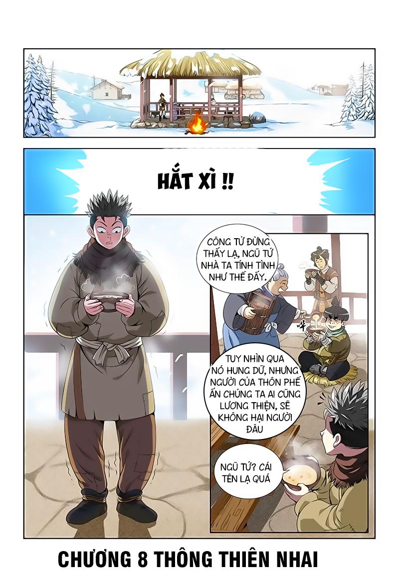 Ta Là Đại Thần Tiên - Chap 8