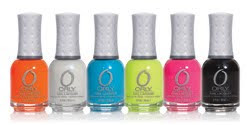 New Feel the Vibe nail collection from Orly