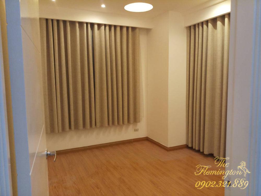 5 căn hộ THE FLEMINGTON cho thuê giá tốt nội thất đầy đủ - phòng ngủ trống nội thất