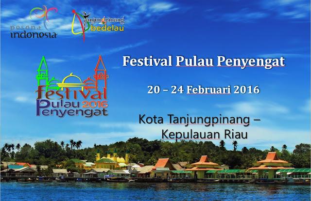 Festival Pulau Penyengat - Kental Akan Budaya Melayu