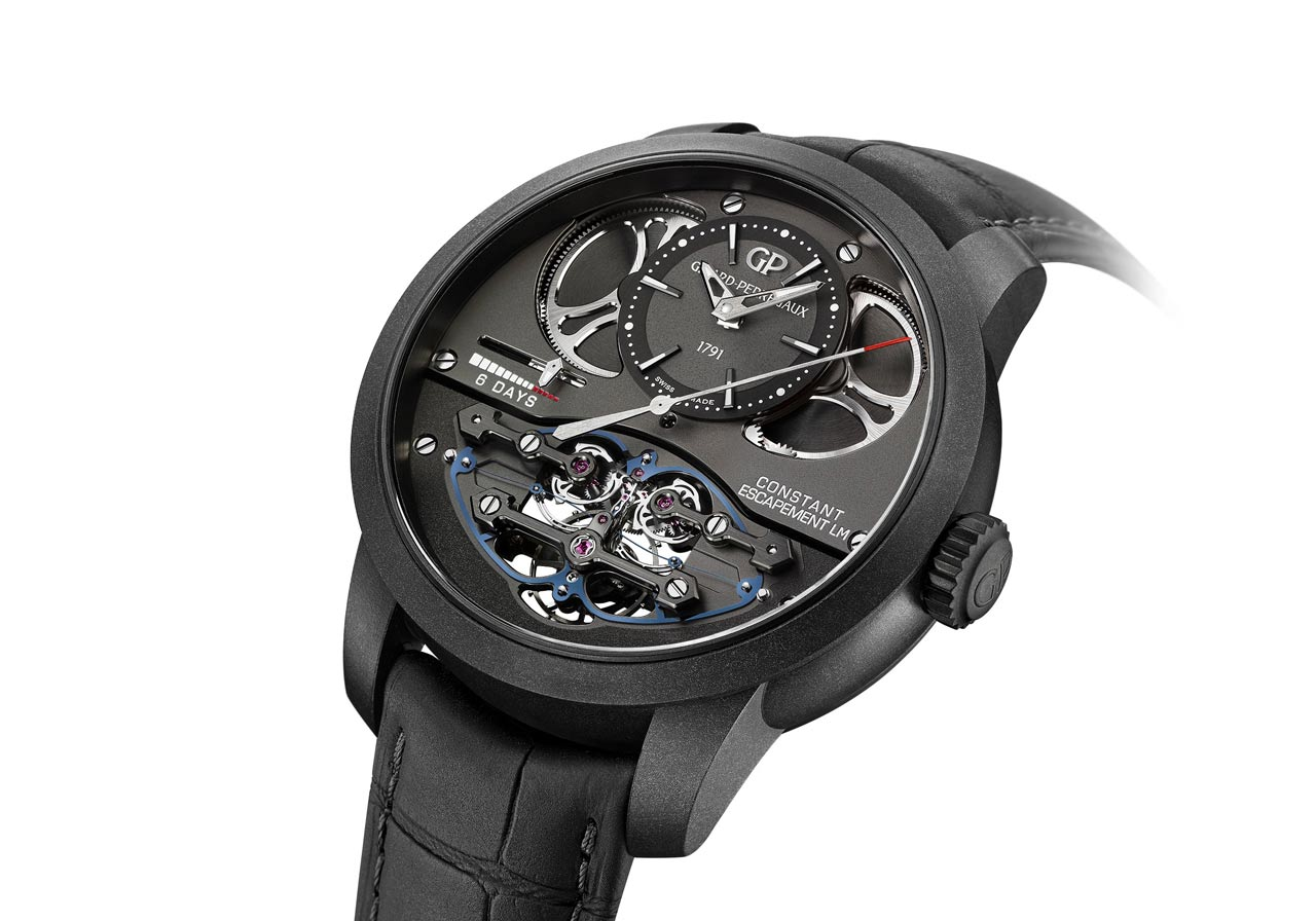 Girard perregaux constant escapement l m 2017 time and watches for Girard perregaux