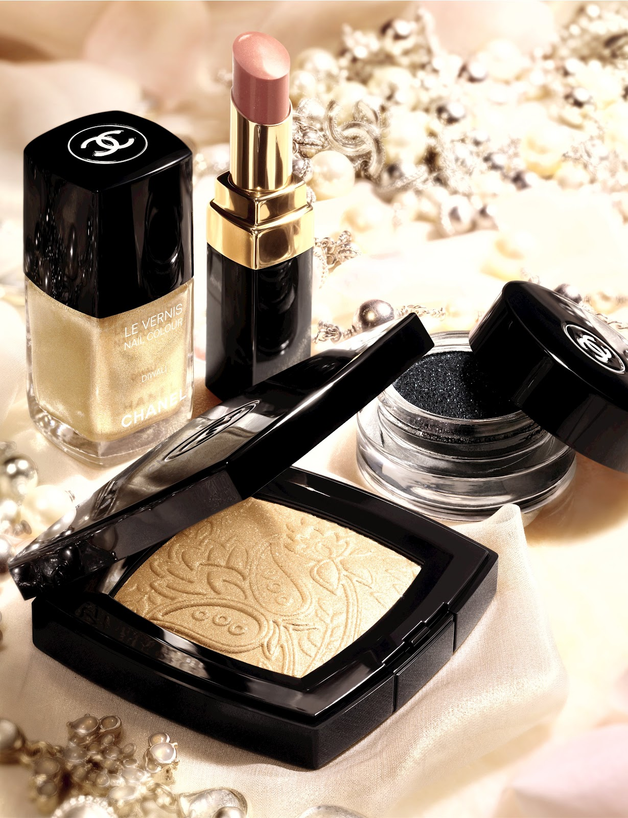 Chanel Makeup Brushes New Design: Make Up For Dolls: Upcoming Chanel Fastrack Collections SS