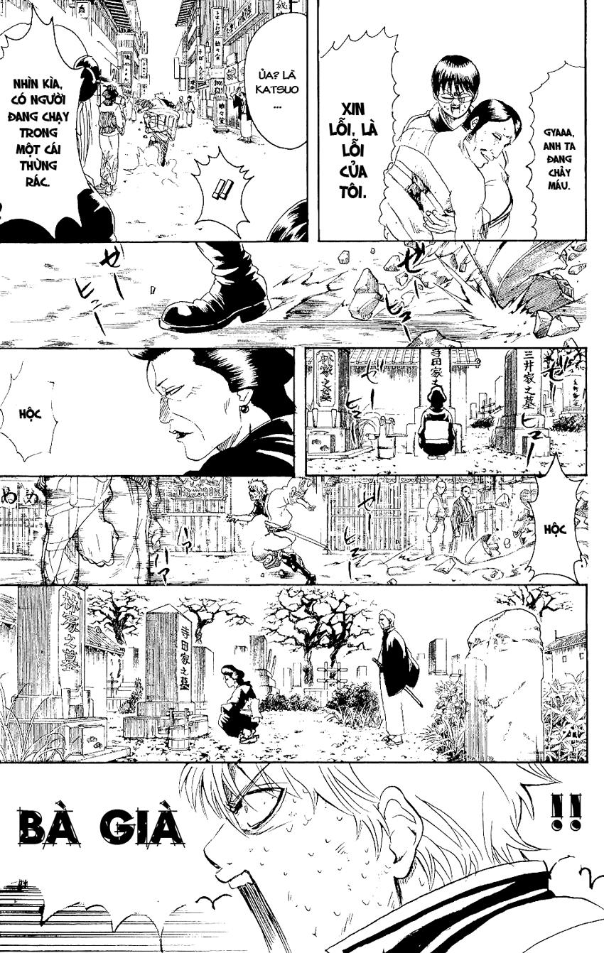 Gintama Chap 299 page 20 - Truyentranhaz.net