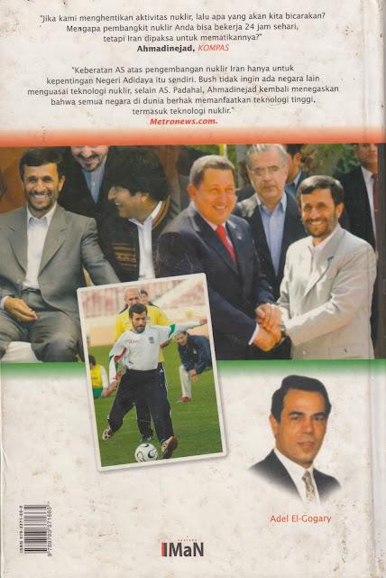"""Penyimpangan Syiah dalam Buku """"Ahmadinejed: The Nuclear Savior of Tehren Sang Nuklir Membidas"""""""