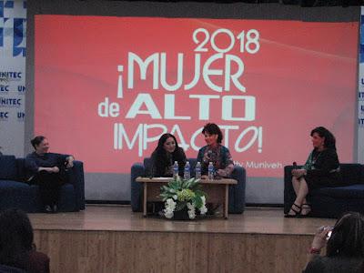Mesa de diálogo: El verdadero empoderamiento de la Mujer.