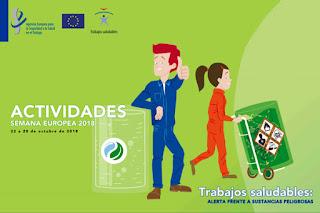 Semana Europea para la Seguridad y Salud en el Trabajo: ¿es seguro tu taller?