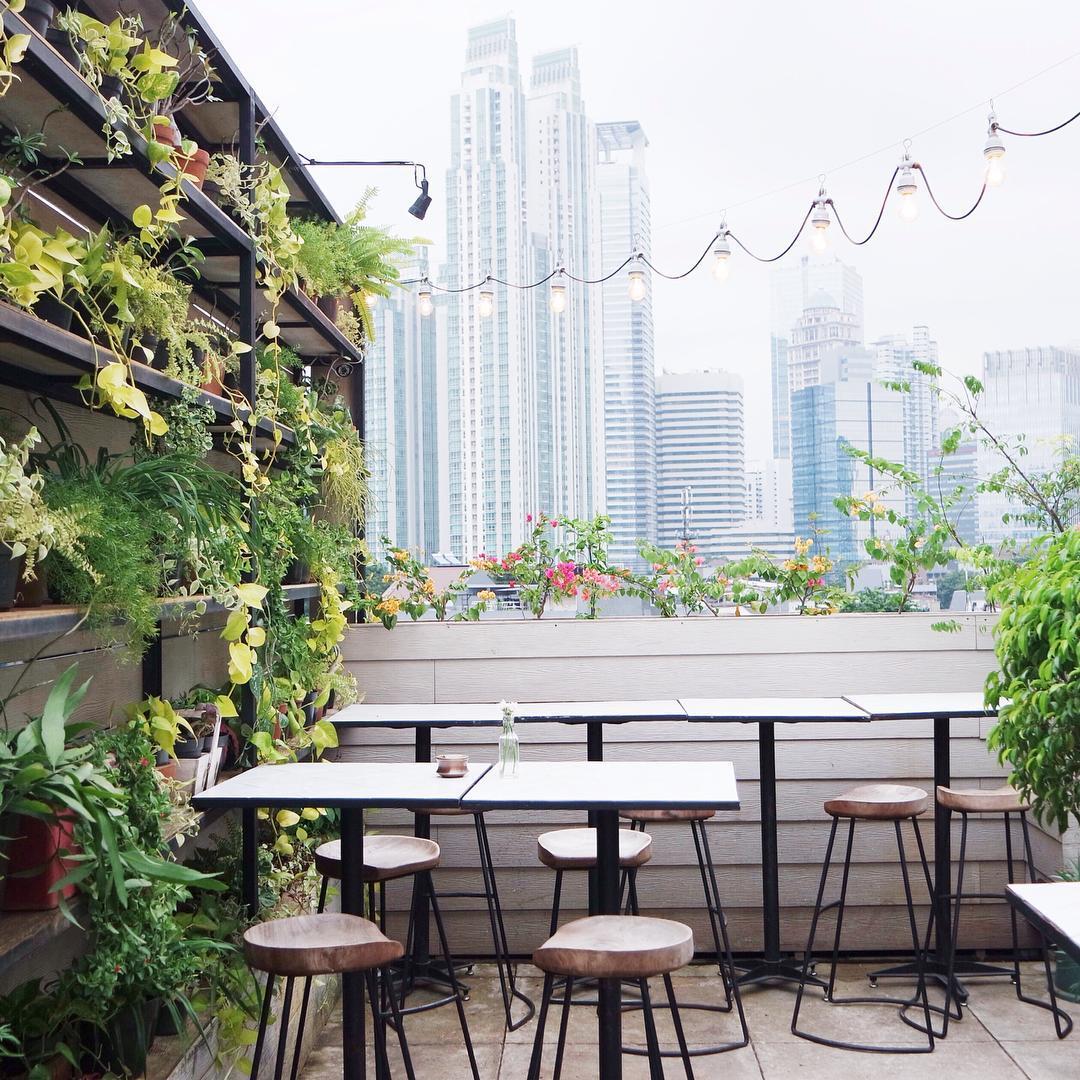 Hause Rooftop & Kitchen (Setiabudi) | Jakarta100bars Nightlife ...