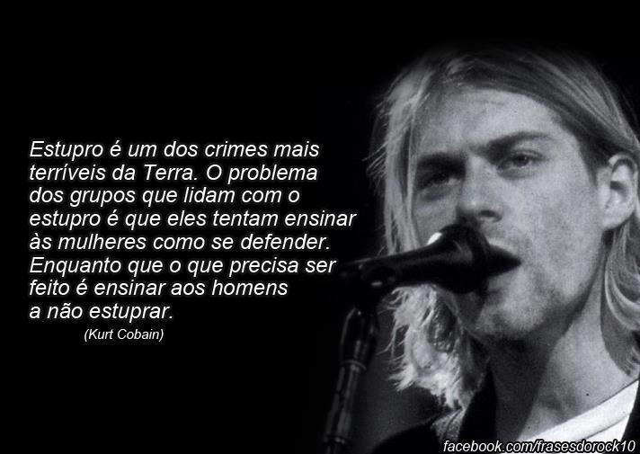 Frases De Amor Kurt Cobain Helowins