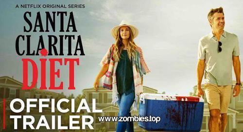 Serie Santa Clarita Diet en Netflix