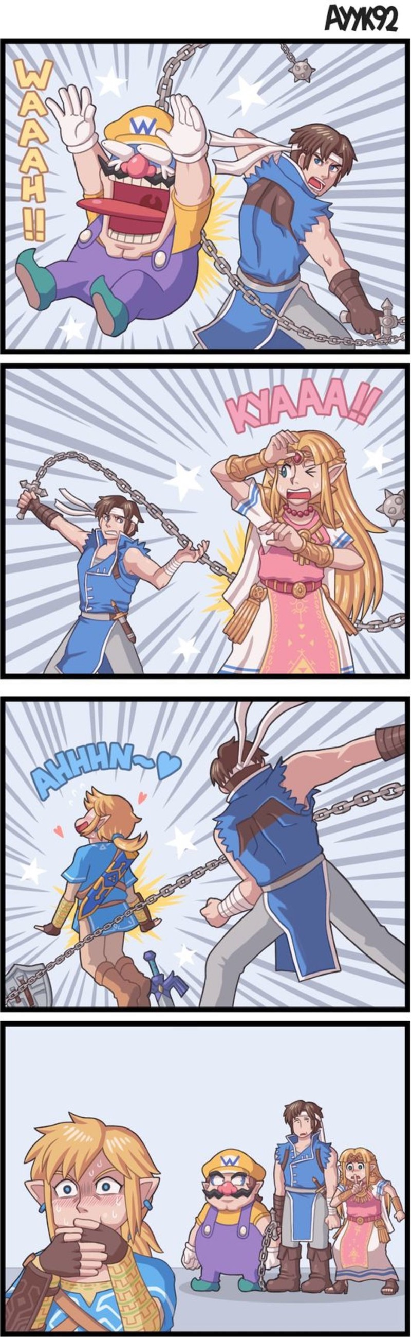 Something you want to talk about Link