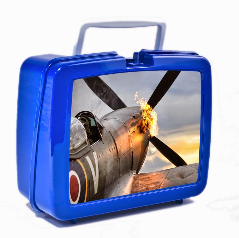 spitfire lunch box