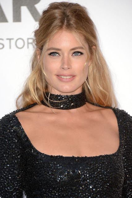 dark blonde hair doutzen kroes
