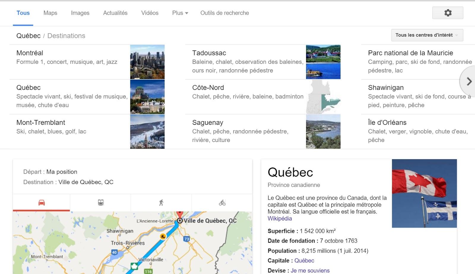 dsi le carnet des sites de recherche google destinations vive les vacances 2 me partie. Black Bedroom Furniture Sets. Home Design Ideas