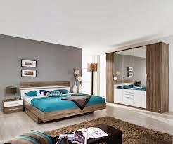 Dormitorio turquesa gris