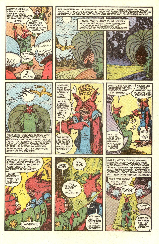Read online Secret Origins (1986) comic -  Issue #34 - 43