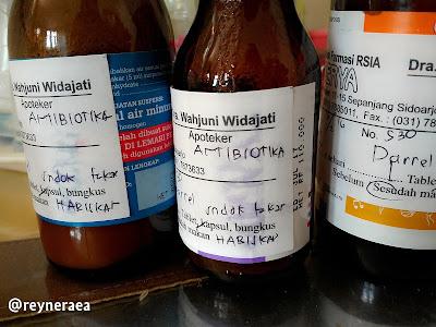 antibiotik berlapis resep profesor