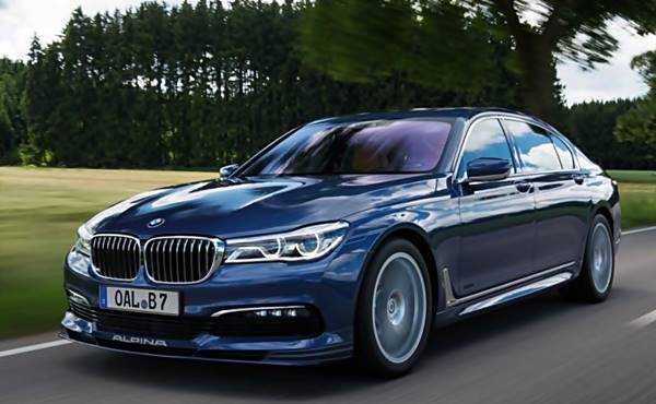 BMW Alpina B Biturbo Performance And Price BMW Redesign - B7 bmw price