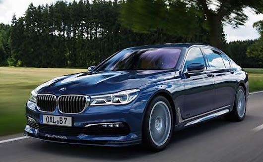 BMW Google - How much is a bmw alpina b7