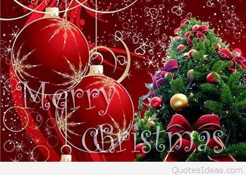 Advance Merry Christmas Wallpaper