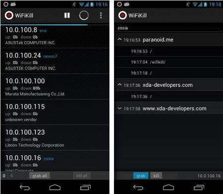 Wifi Kill (İnternet erişim Kesme) Full apk indir Teknovpn™