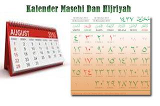 Kalender-Masehi-Dan-Kalender-Hijriyah