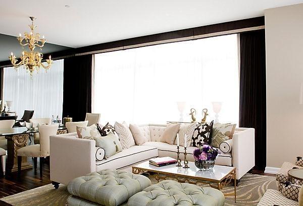 Decore sua mente seu corpo e seu espa o salas de estar for Sala design moderno