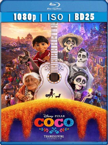 Coco Latino [BD25] [1080p] Latino [GoogleDrive] TeslavoHD