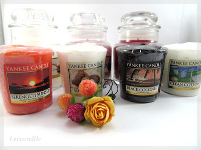 Yankee Candle Decouverte