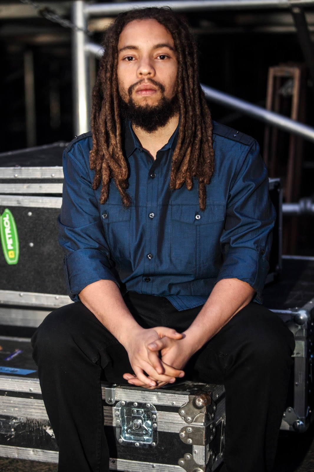 "Jo Mersa Marley, Bob Marley's grandson and Stephen Marley's son, carries the torch for this generation on ""Burn It Down,"" his first single for 2016 ..."