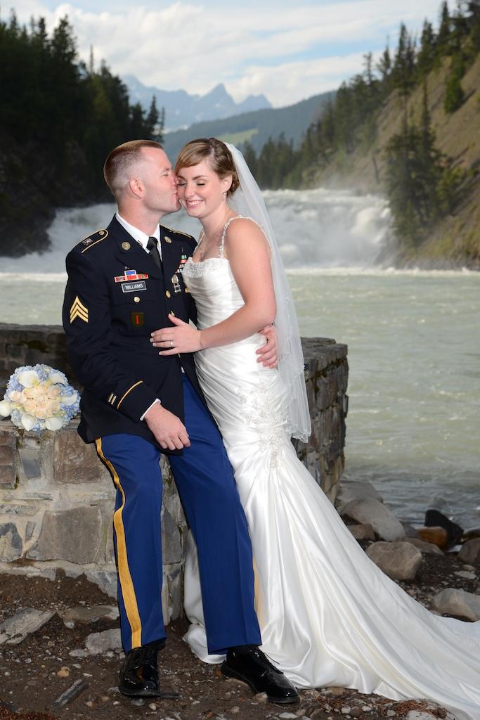 Bubbles Instead Confetti Wedding