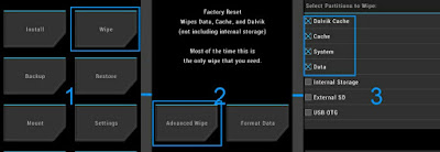 Cara Install Costum ROM UNOFFICIAL sagit  Cara Install Costum ROM UNOFFICIAL sagit 7.1 LineageOS 14.1 Xiaomi MI6