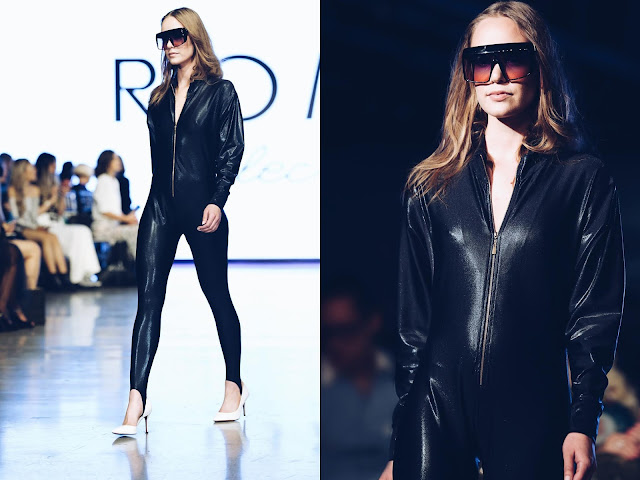 romy collection Los Angeles fashion week