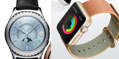 smartwatch vs relojes suizos