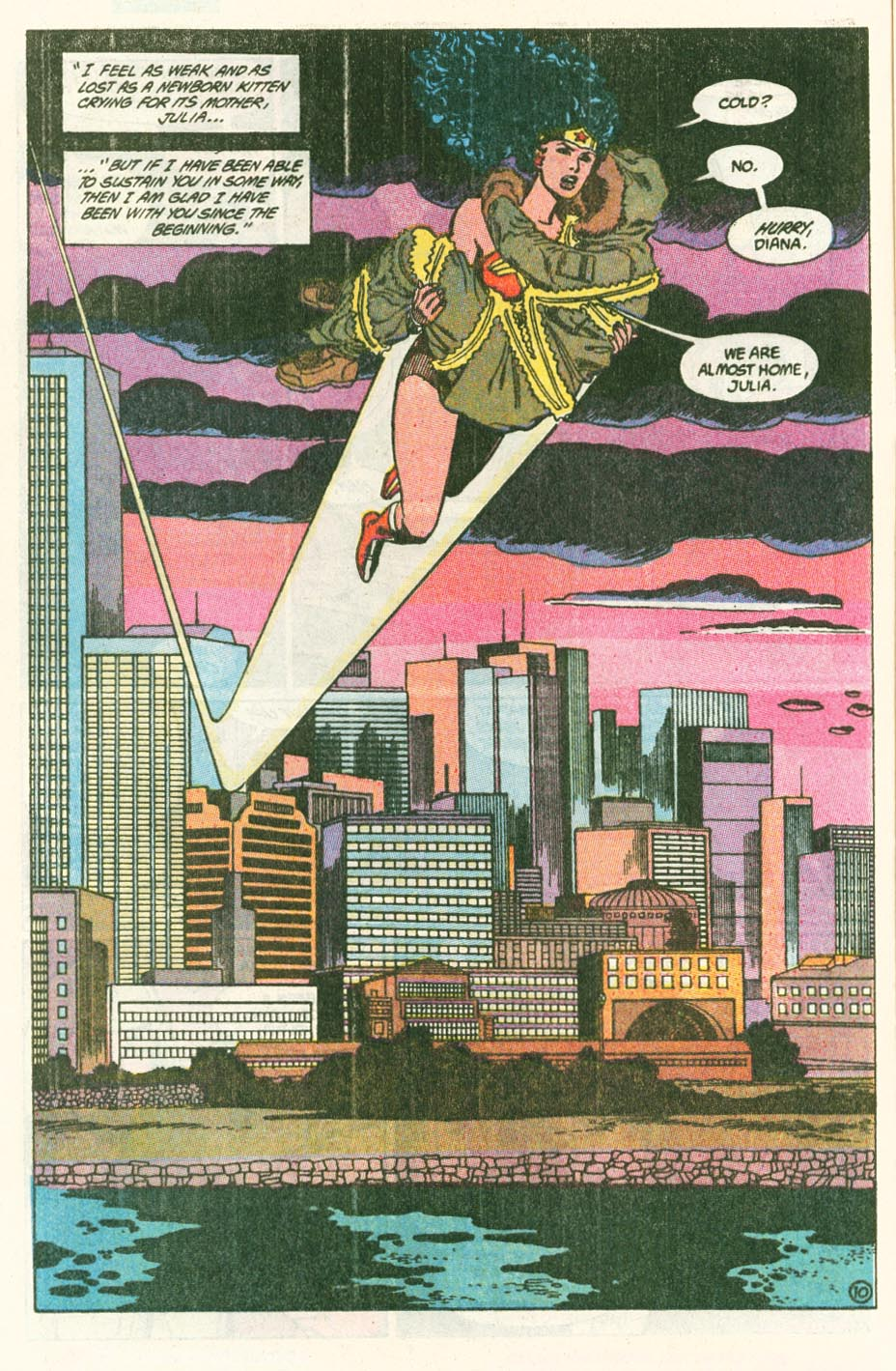 Read online Wonder Woman (1987) comic -  Issue #46 - 11