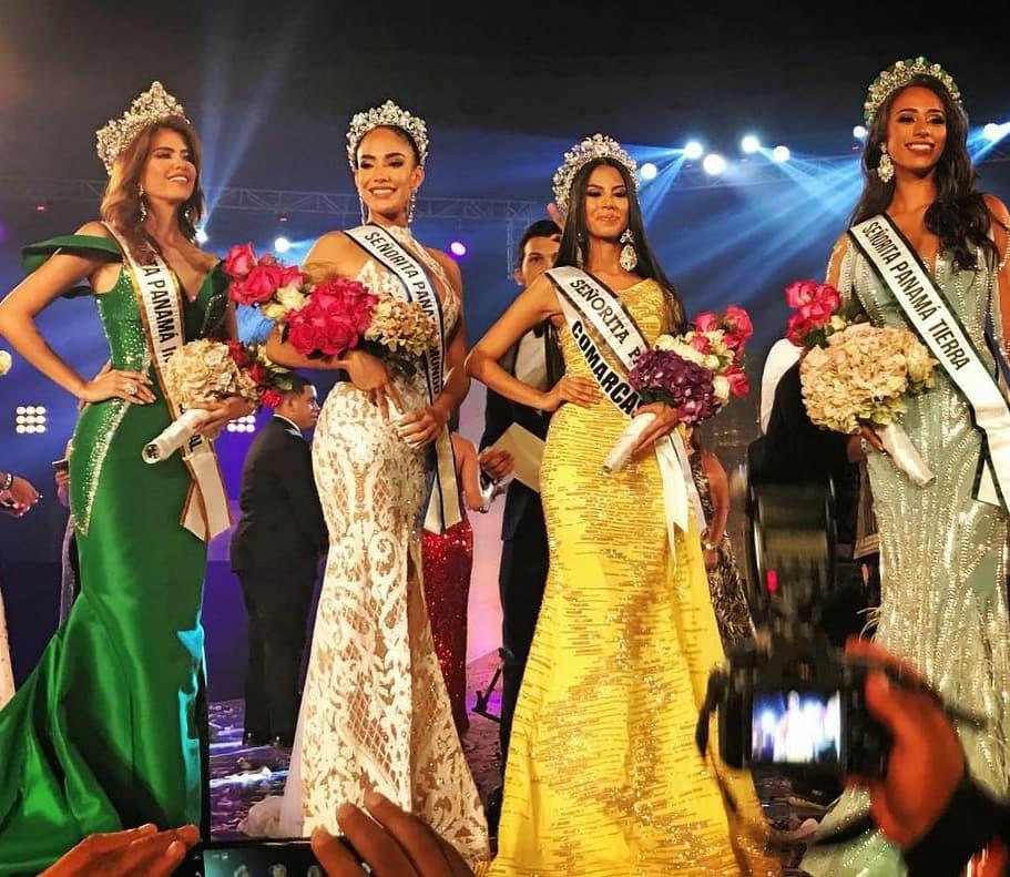 miss señorita panama 2018 winner rosa iveth montezuma