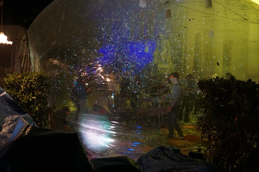 """Efímer: La gran tempesta"", dins del ""MAC Festival"""
