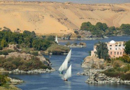 Aswan, Mesir