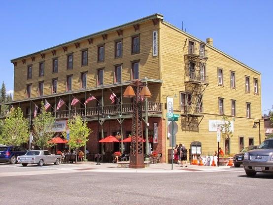 truckee california hotel