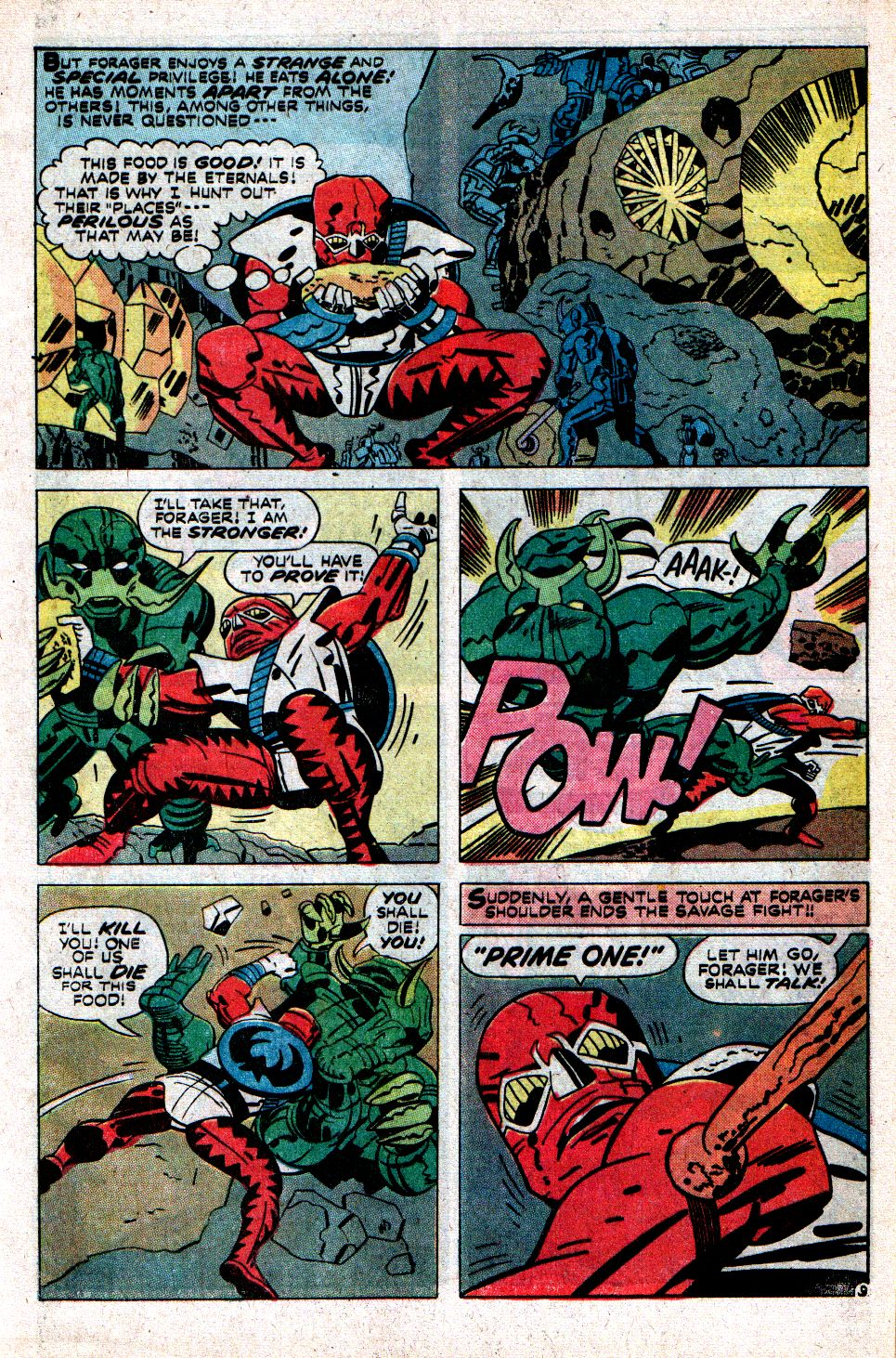 The New Gods (1971) issue 9 - Page 12