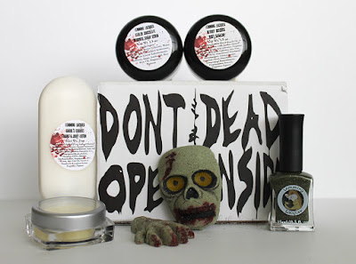 Lemming Lacquer The Dead Walk Box