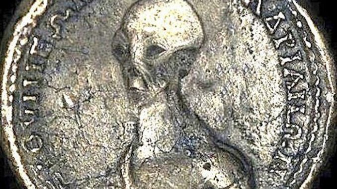 US Archeologists Discover Ancient Alien Coins In Egypt