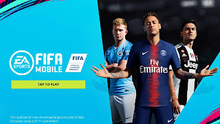 FIFA 19 Mobile Official Android Best Graphics Engine