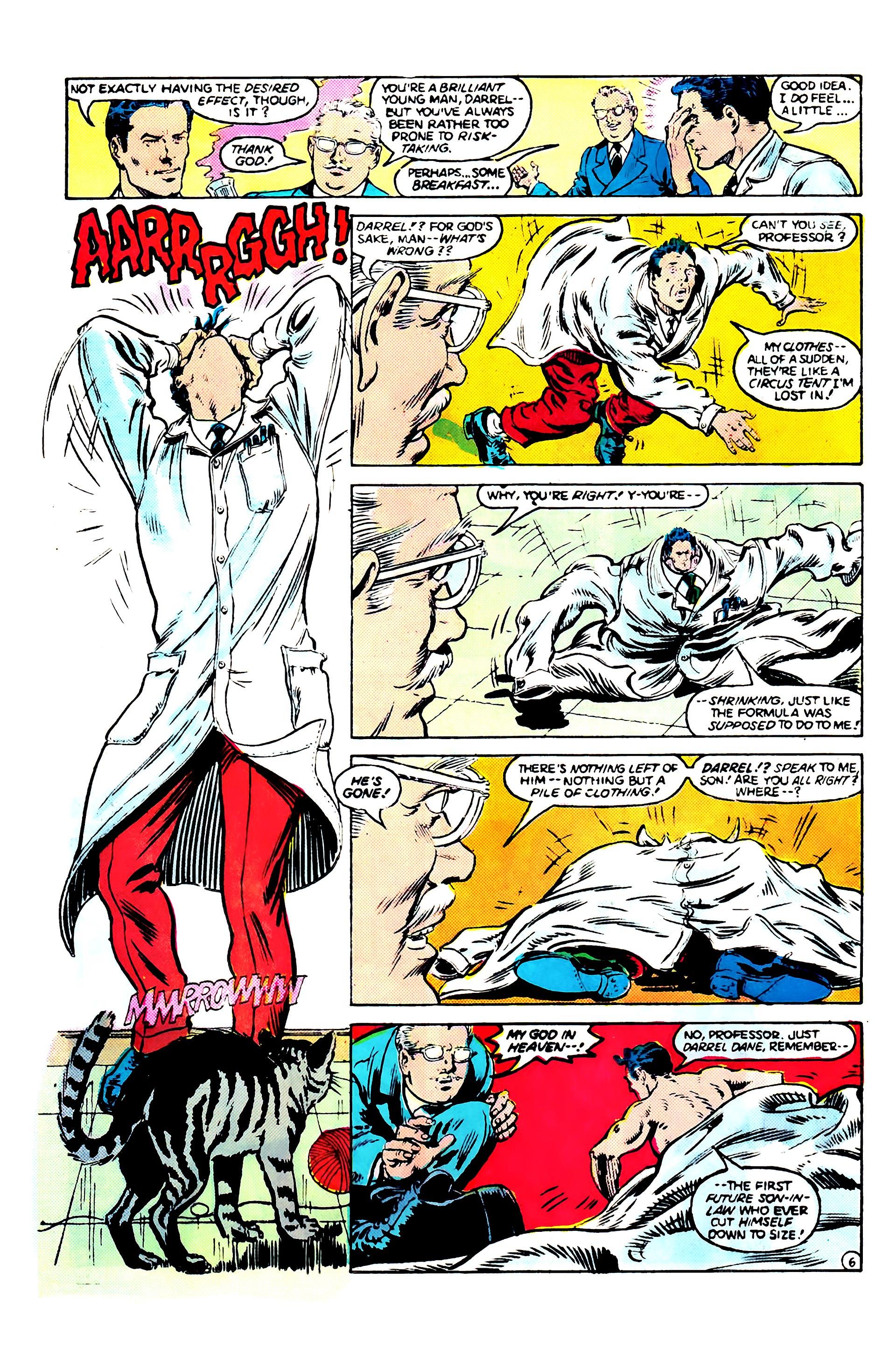 Read online Secret Origins (1986) comic -  Issue #8 - 36