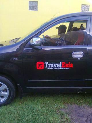 Armada Mobil TravelEsia