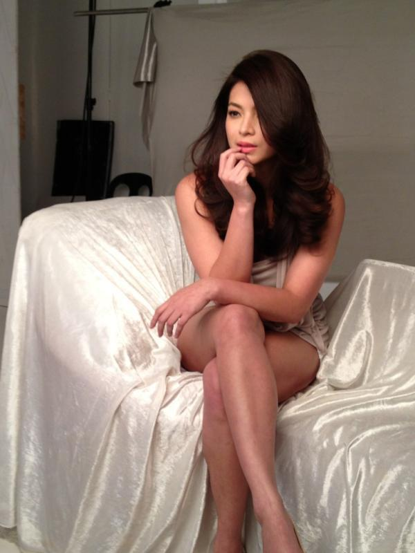 Cute Barbie Wallpapers 240x320 Angel Locsin S Sexy Photo Liked In Facebook Pml