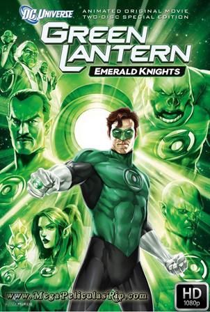 Linterna Verde: Caballeros Esmeralda [1080p] [Latino-Ingles] [MEGA]