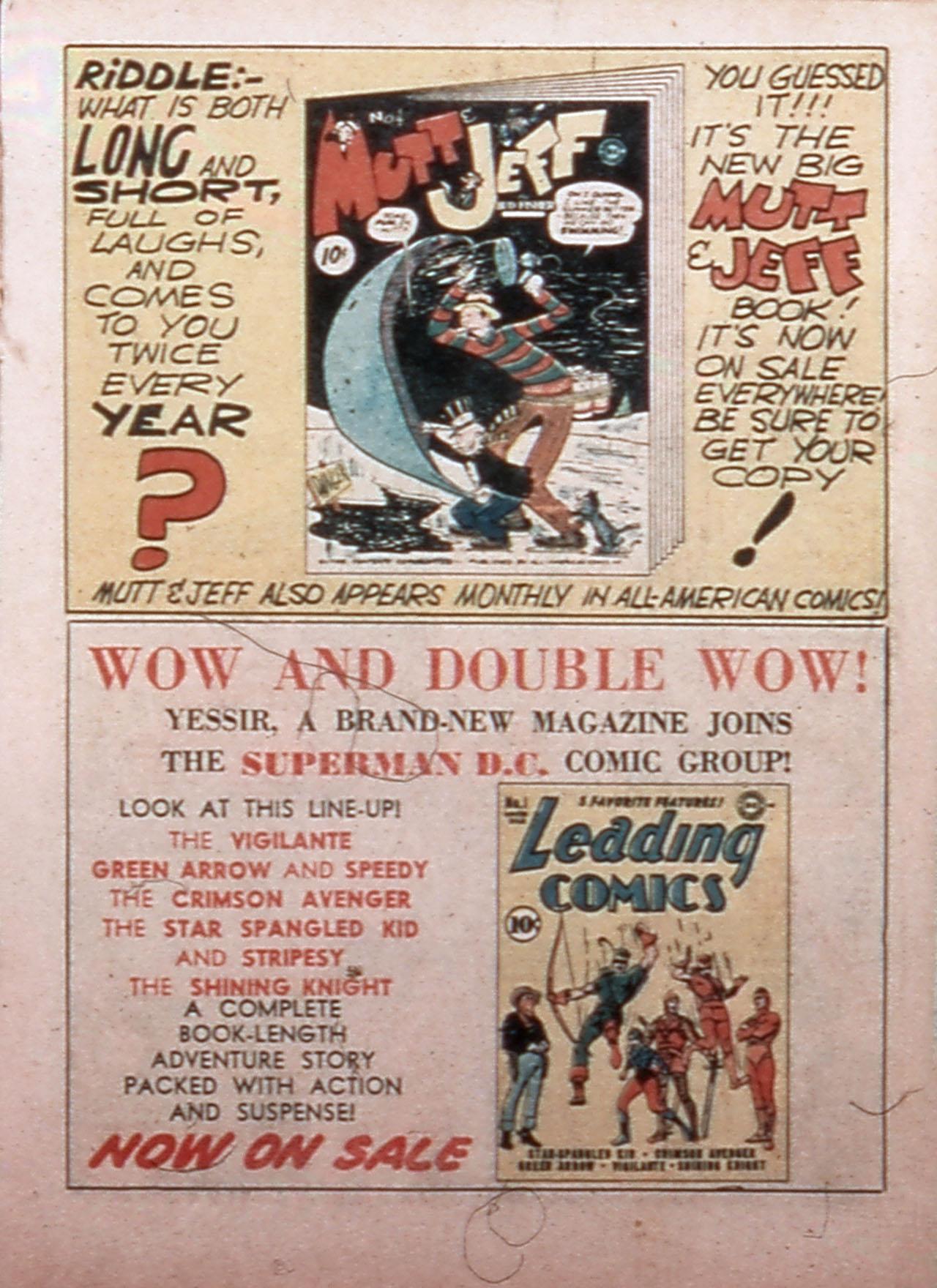 Read online All-Star Comics comic -  Issue #9 - 33