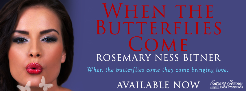 Lock That Door When Butterflies Come By Rosemary Ness