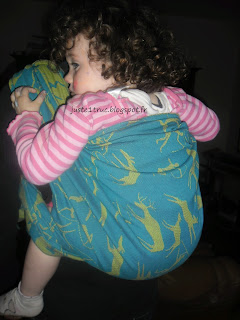 babywearing wrap écharpe portage volgasling mesolithic rucksack carry